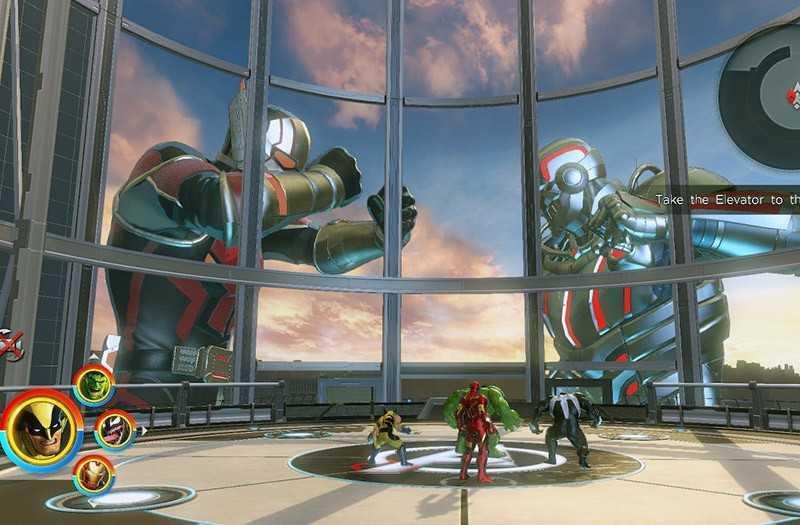 Marvel Ultimate Alliance 3 обзор игры