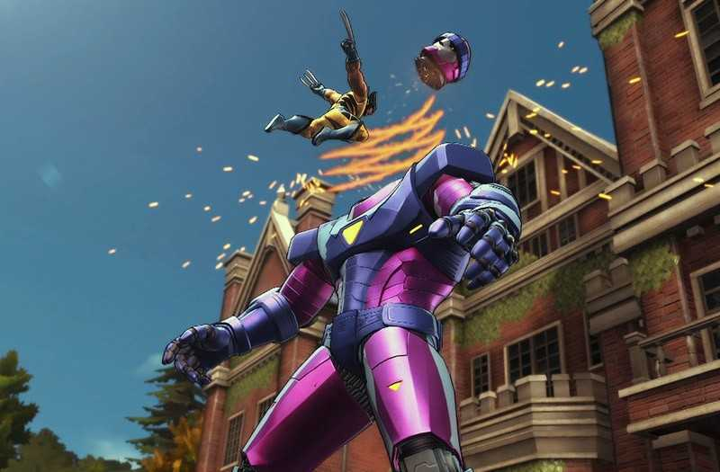 Marvel Ultimate Alliance 3 обзор