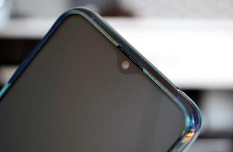 Oppo RX17 Pro передняя камера