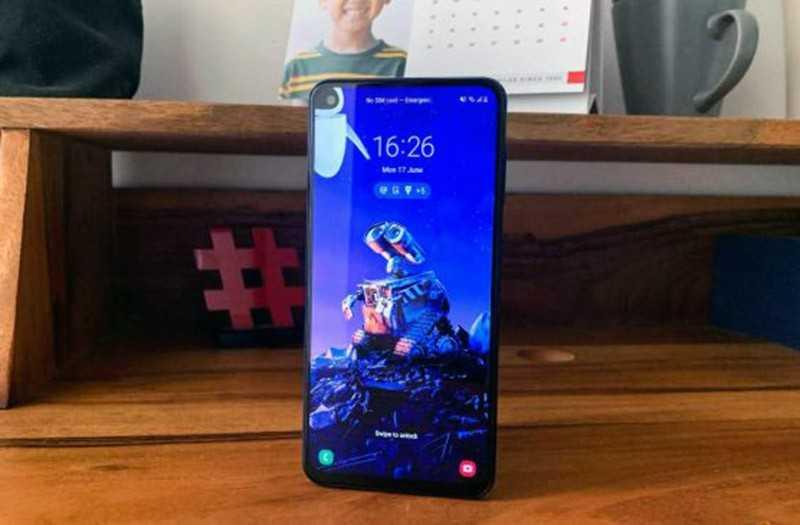 Samsung Galaxy M40 производительность