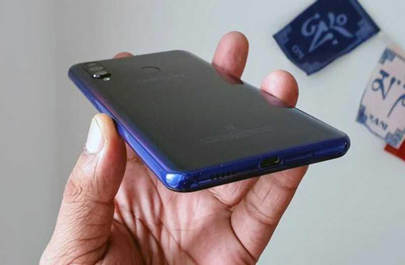 Samsung Galaxy M40 звук