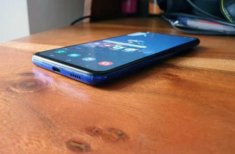 Samsung Galaxy M40 автономность
