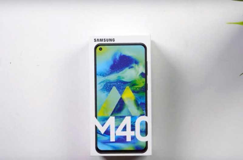 Обзор Samsung Galaxy M40: телефон красив и не совсем идеален
