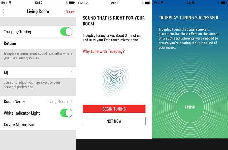 Sonos Play:5 подключение