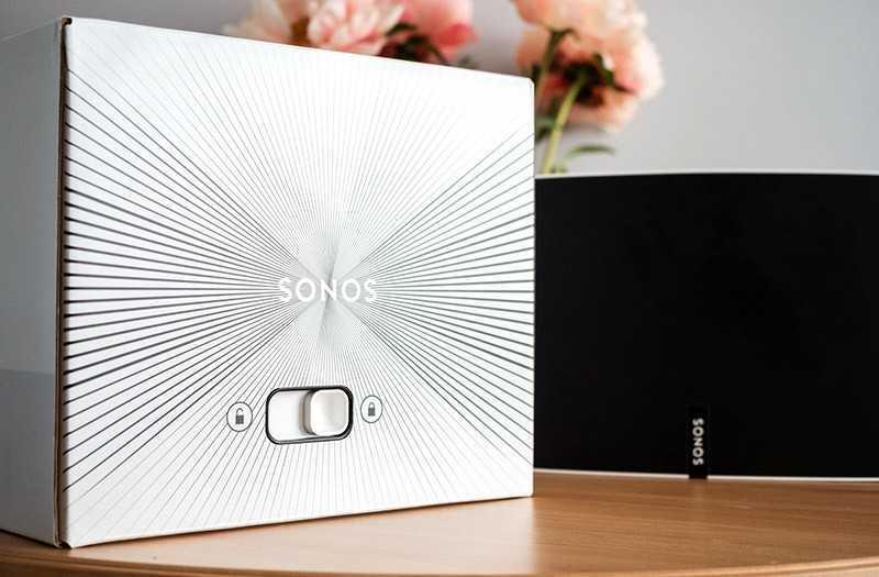 Колонка Sonos Play:5