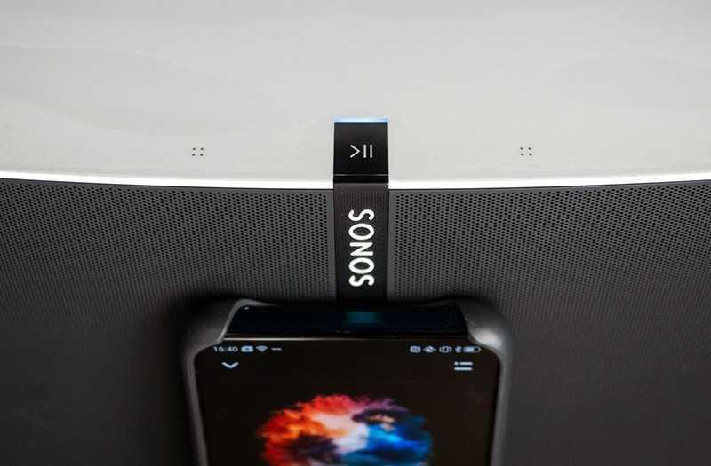 Sonos Play:5 звук
