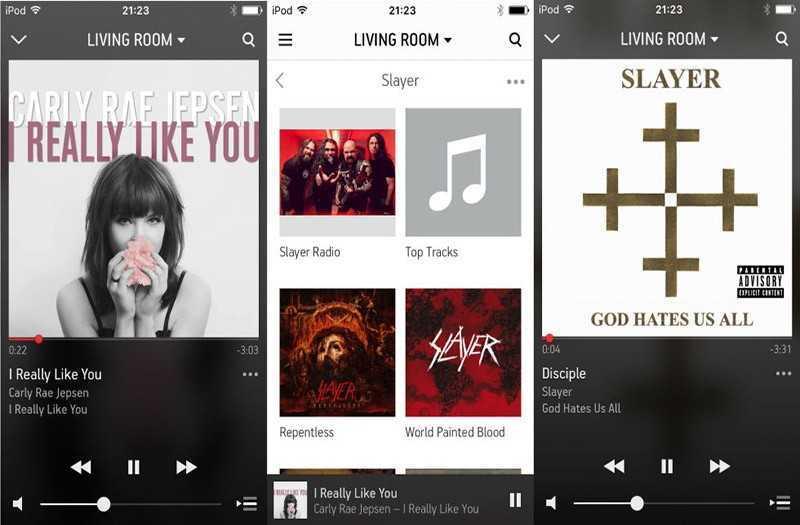 Sonos Play:5 качество звука