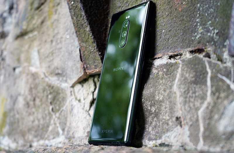 Sony Xperia 1 автономность