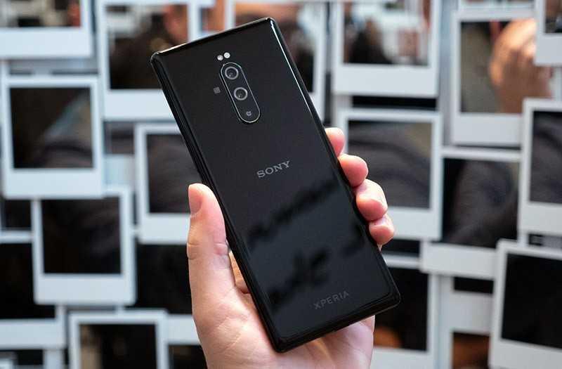 Характеристики Sony Xperia 1