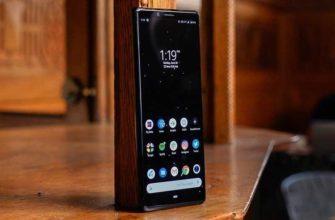 Обзор Sony Xperia 1 смартфона мультимедийного монстра — Отзывы TehnObzor
