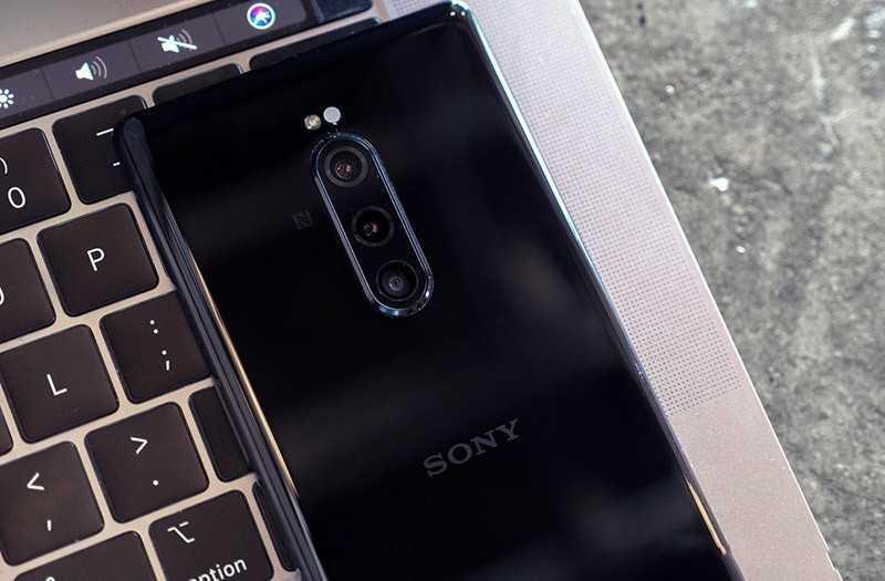 Sony Xperia 1 камеры