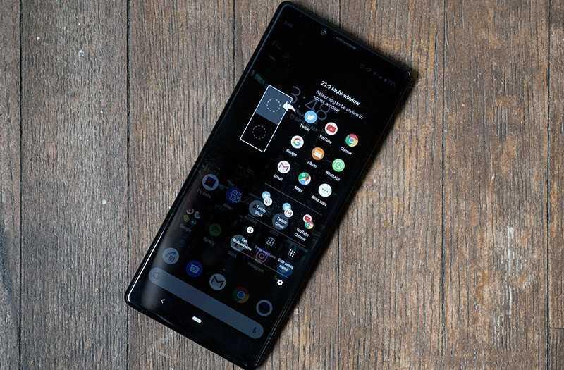 Sony Xperia 1 ОС