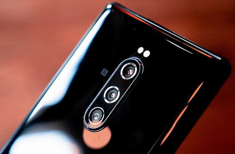 Sony Xperia 1 камера