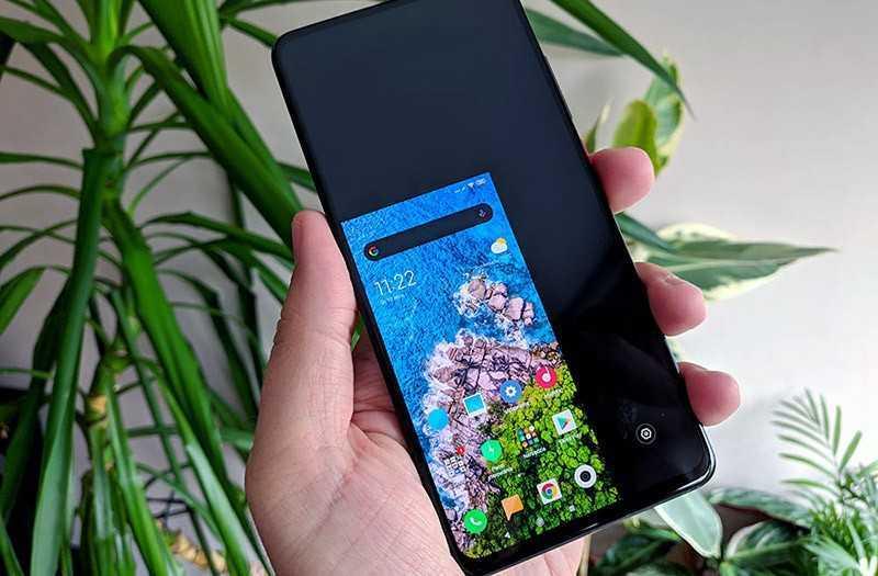 Xiaomi Mi 9T управление