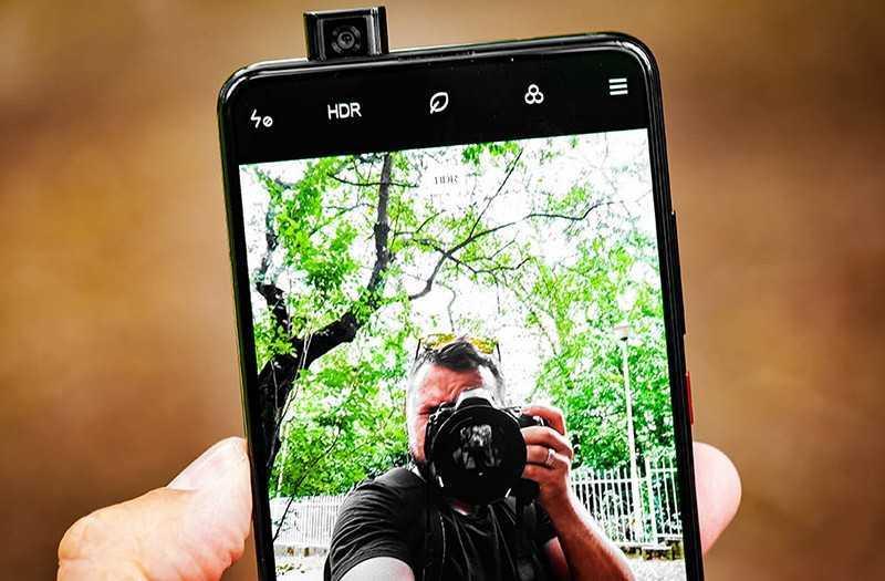Xiaomi Mi 9T передняя камера