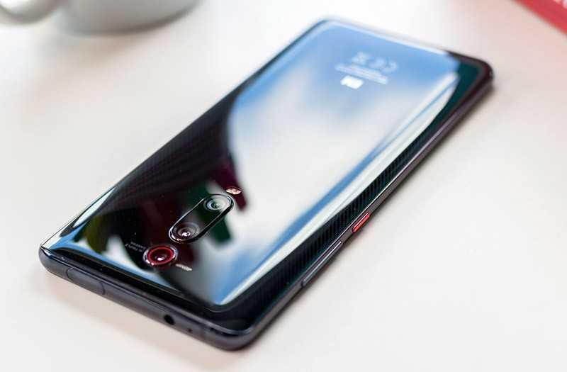Xiaomi Mi 9T камеры