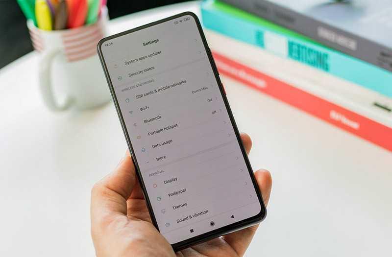 Xiaomi Mi 9T ОС и ПО