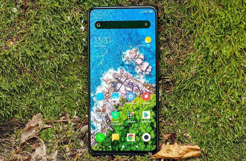 Xiaomi Mi 9T дизиайн