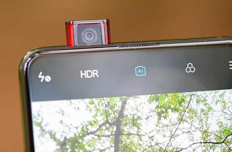 Xiaomi Mi 9T выдвижная камера