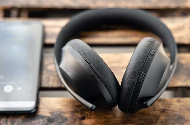 Обзор Bose Noise Cancelling 700