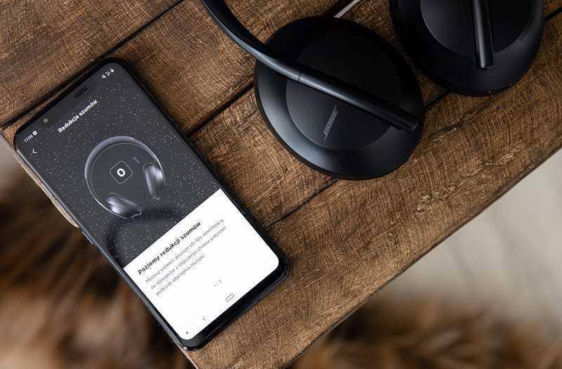 Bose Noise Cancelling 700 подключение