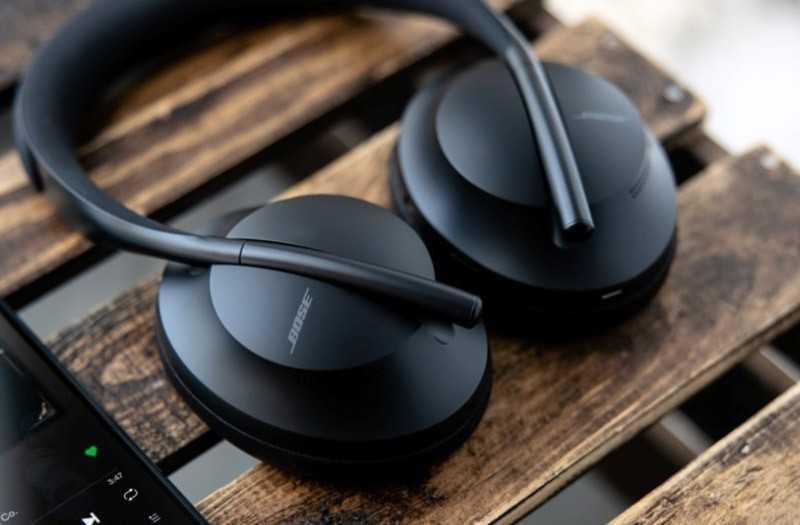 Bose Noise Cancelling 700 шумоподавление