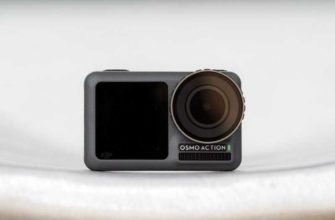 Обзор DJI Osmo Action камеры конкурента GoPro — Отзывы TehnObzor