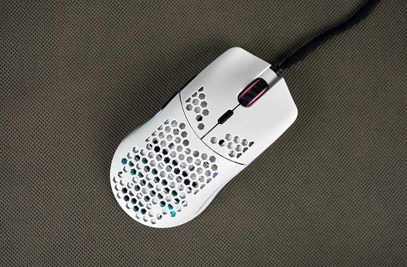 Обзор Glorious Model O: полулегкая игровая мышь — Отзывы TehnObzor