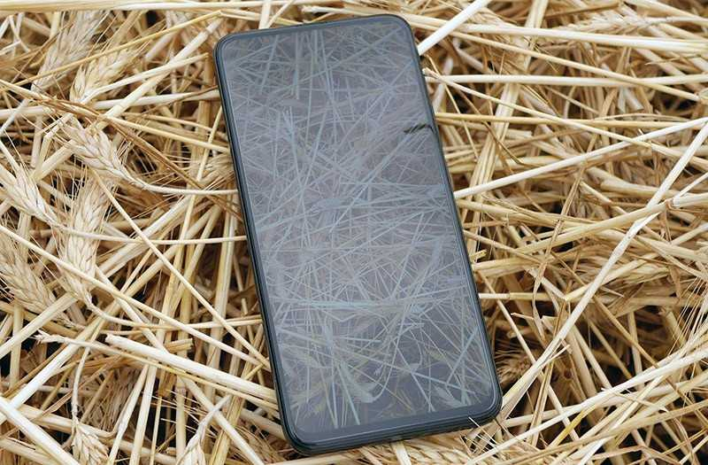 Huawei P Smart Z дисплей