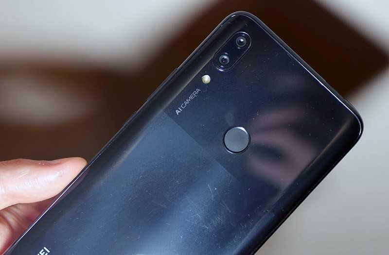 Huawei P Smart Z основная камера