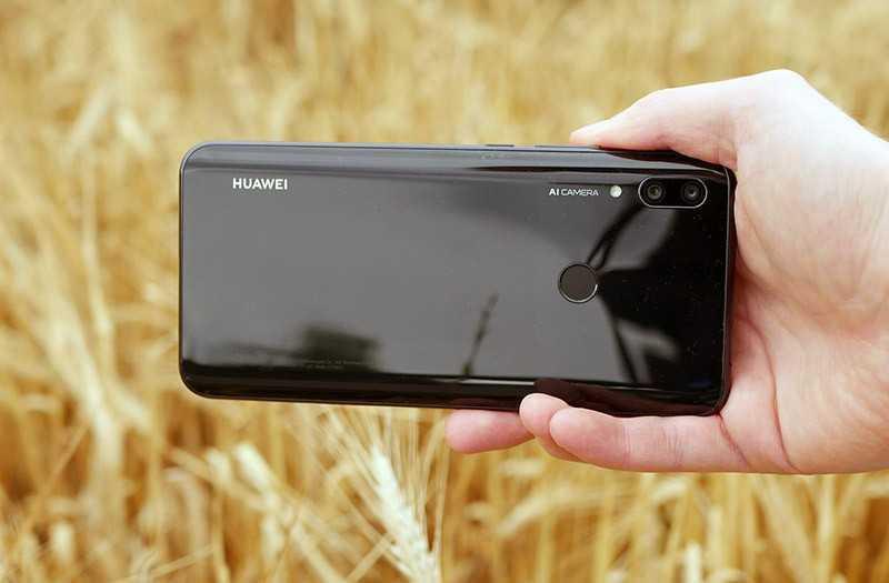 Тест Huawei P Smart Z