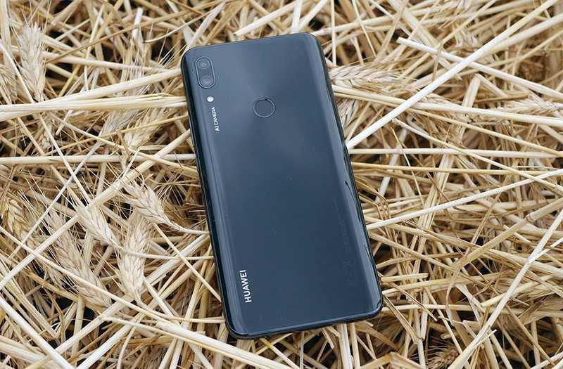 Huawei P Smart Z автономность