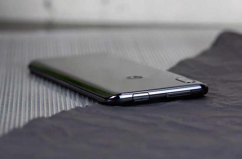 Huawei P Smart Z дизайн