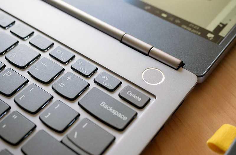 Lenovo ThinkBook 13s компоненты