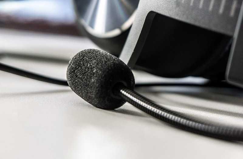 Logitech G PRO X микрофон