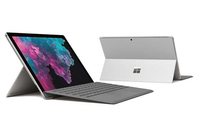 Microsoft Surface Pro 6 (KJV-00004)
