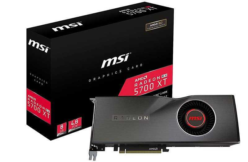 MSI Radeon RX 5700 XT