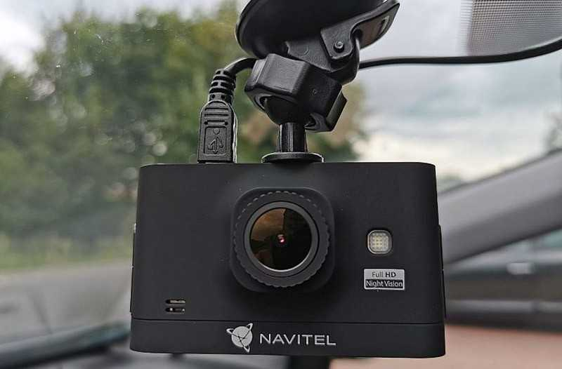 Обзор Navitel R400 Night Vision