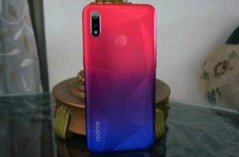 Обзор Realme 3i: если нужен красивый смартфон — Отзывы TehnObzor