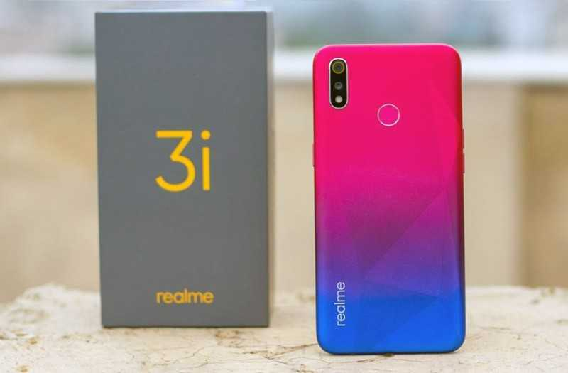 Сматфон Realme 3
