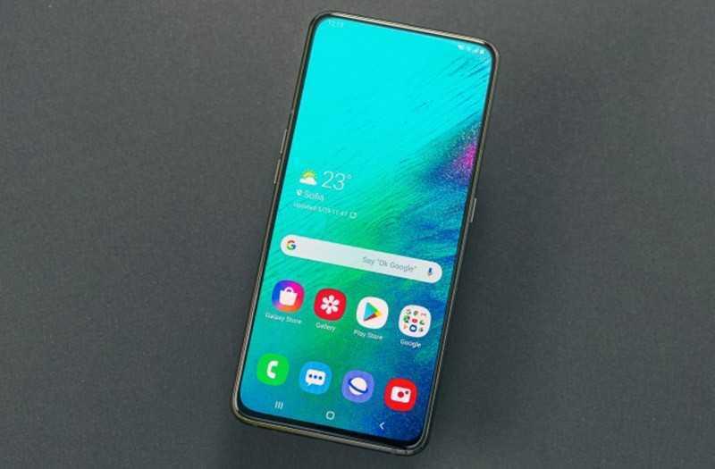 Samsung Galaxy A80 производительность