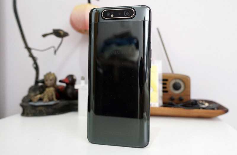 Samsung Galaxy A80 отзывы