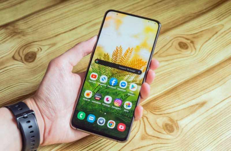 Samsung Galaxy A80 ОС