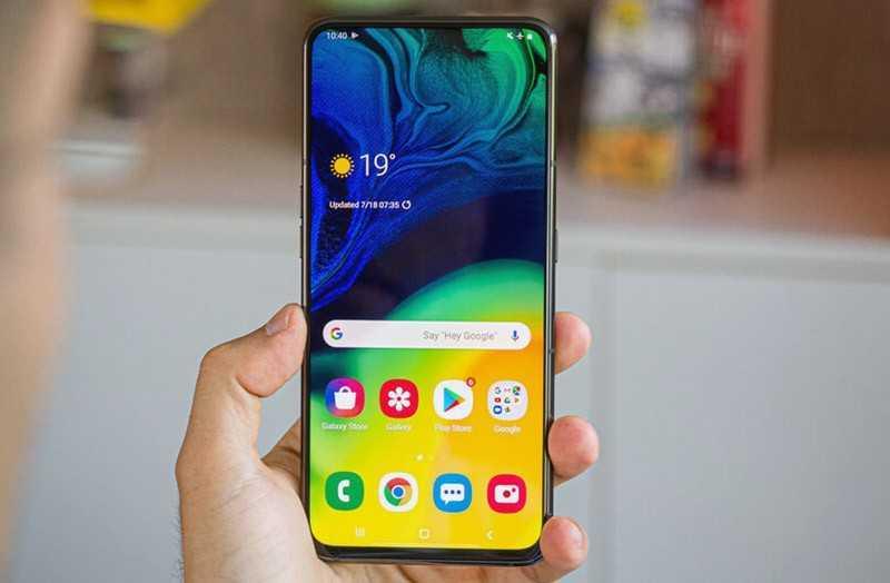 Samsung Galaxy A80 смартфон