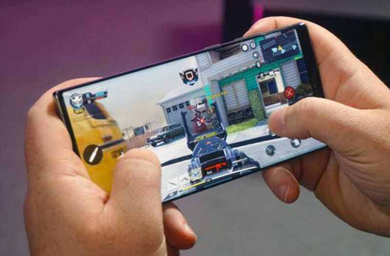 Samsung Galaxy Note 10 производительность