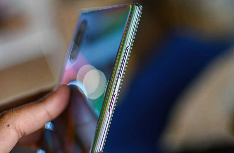Samsung Galaxy Note 10 Plus на практике