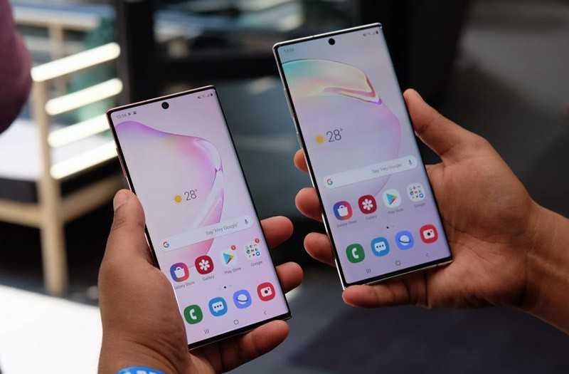 Samsung Galaxy Note 10 Plus стоимость