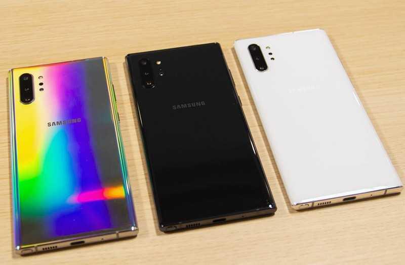 Samsung Galaxy Note 10 Plus производительность
