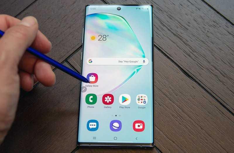 Samsung Galaxy Note 10 Plus обзор