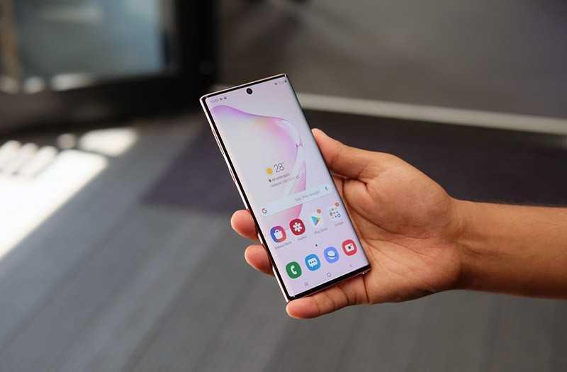 Обзор Samsung Galaxy Note 10: меньший смартфон с возможностями — Отзывы TehnObzor